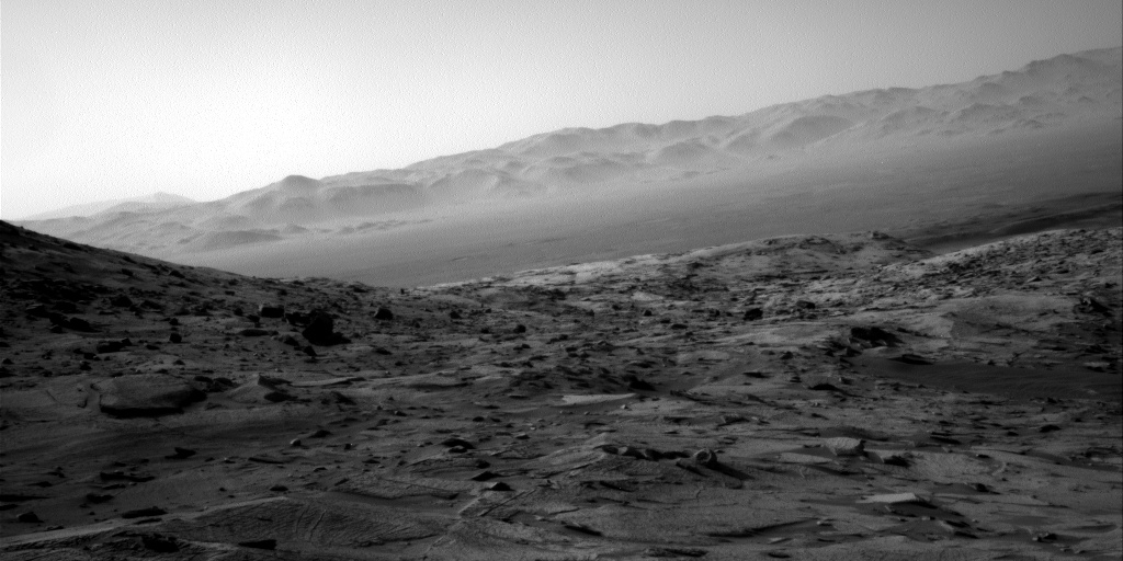 Nasa's Mars rover Curiosity acquired this image using its Right Navigation Camera on Sol 3223, at drive 390, site number 91