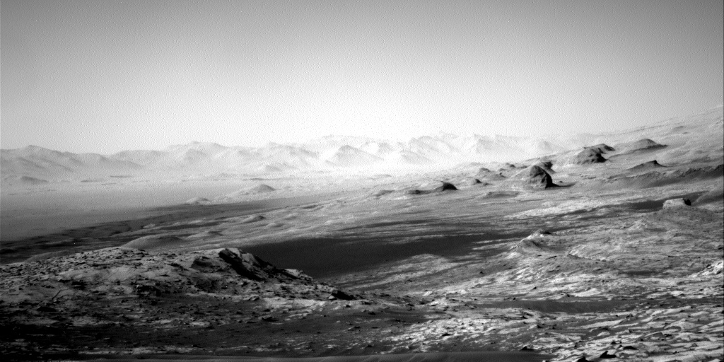 Nasa's Mars rover Curiosity acquired this image using its Right Navigation Camera on Sol 3225, at drive 390, site number 91