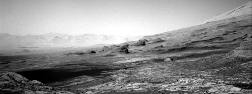 Nasa's Mars rover Curiosity acquired this image using its Right Navigation Camera on Sol 3228, at drive 390, site number 91