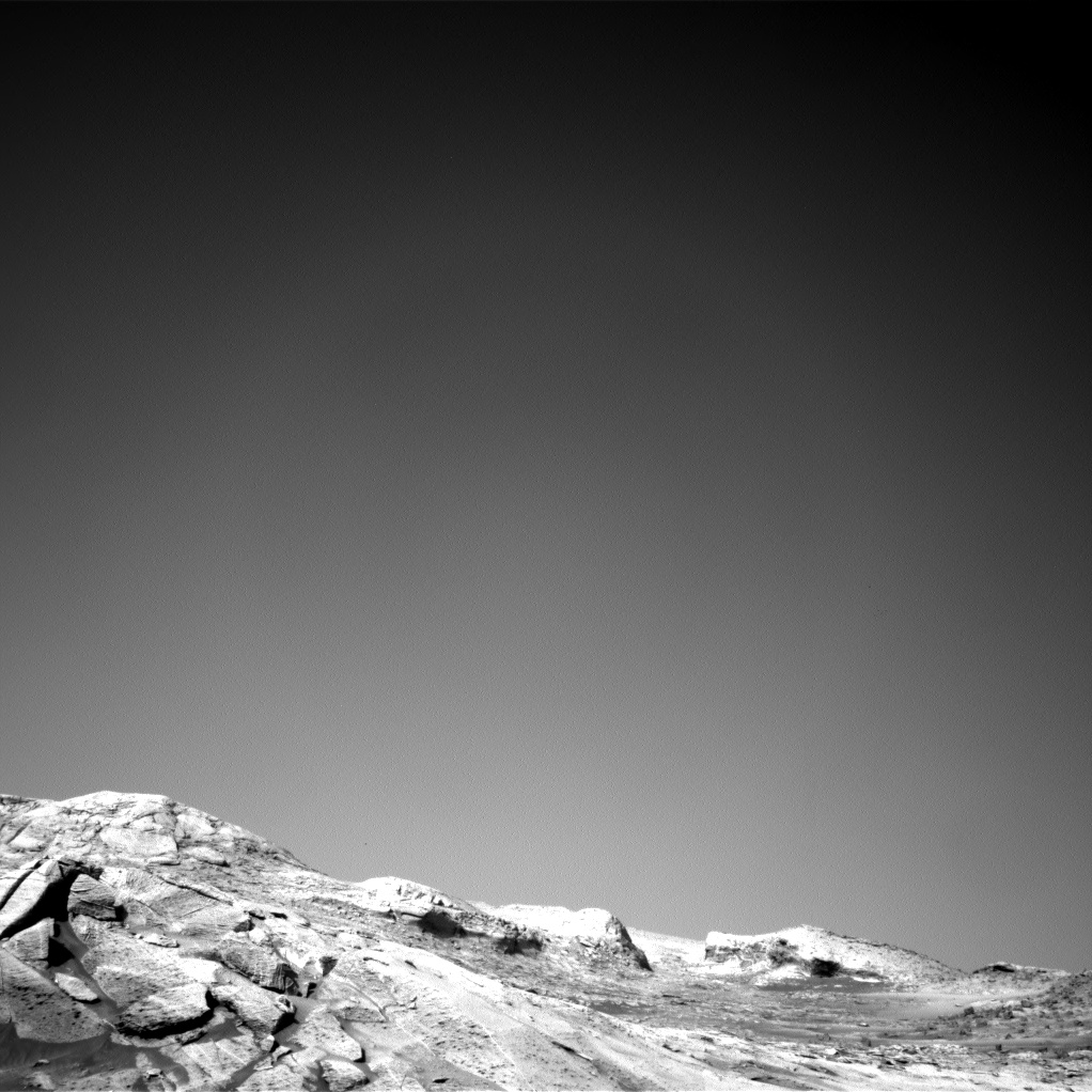 Nasa's Mars rover Curiosity acquired this image using its Right Navigation Camera on Sol 3231, at drive 390, site number 91