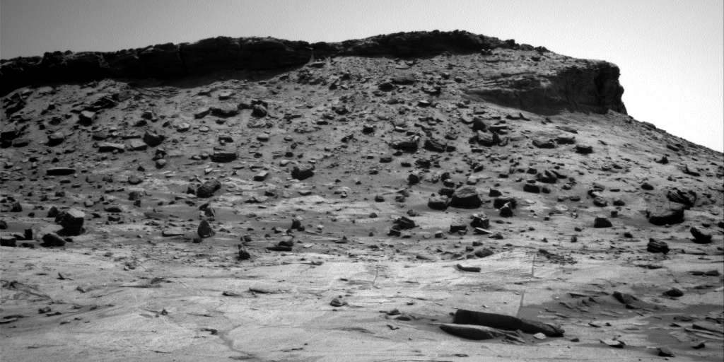 Nasa's Mars rover Curiosity acquired this image using its Right Navigation Camera on Sol 3239, at drive 390, site number 91