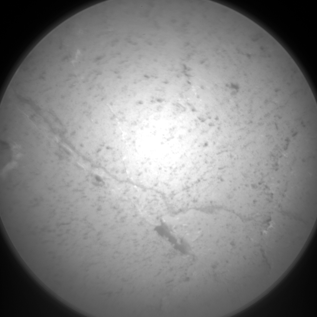 Nasa's Mars rover Curiosity acquired this image using its Chemistry & Camera (ChemCam) on Sol 3242, at drive 390, site number 91