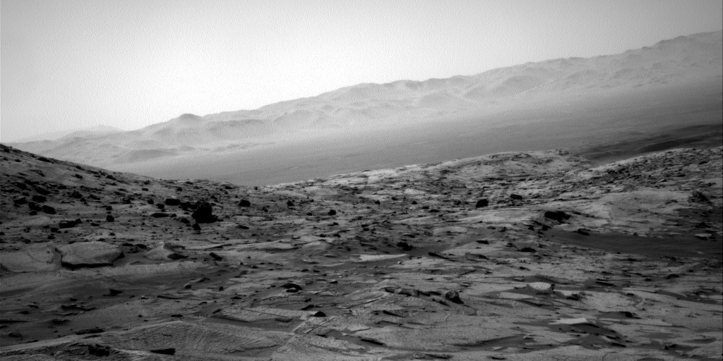 Nasa's Mars rover Curiosity acquired this image using its Right Navigation Camera on Sol 3245, at drive 390, site number 91