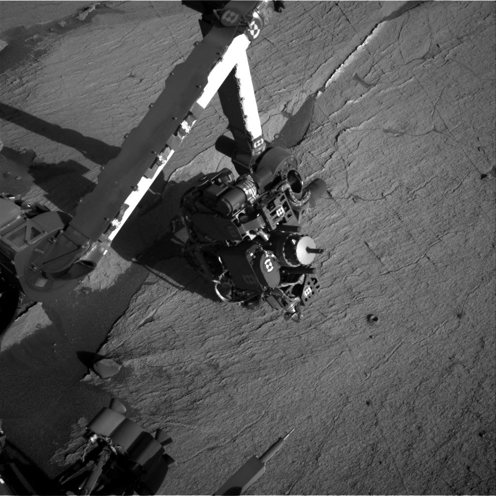Nasa's Mars rover Curiosity acquired this image using its Right Navigation Camera on Sol 3246, at drive 390, site number 91
