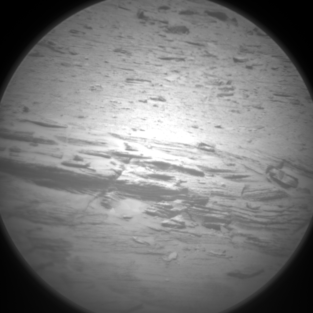 Nasa's Mars rover Curiosity acquired this image using its Chemistry & Camera (ChemCam) on Sol 3247, at drive 390, site number 91
