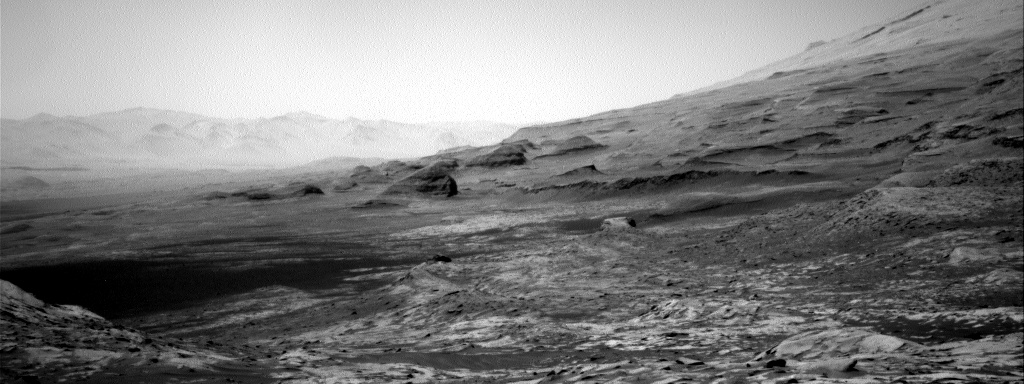 Nasa's Mars rover Curiosity acquired this image using its Right Navigation Camera on Sol 3247, at drive 390, site number 91