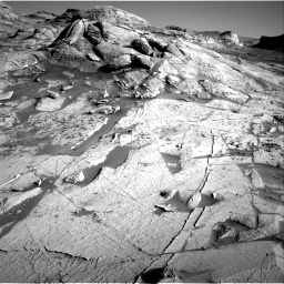 Nasa's Mars rover Curiosity acquired this image using its Right Navigation Camera on Sol 3247, at drive 420, site number 91