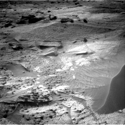 Nasa's Mars rover Curiosity acquired this image using its Right Navigation Camera on Sol 3247, at drive 480, site number 91