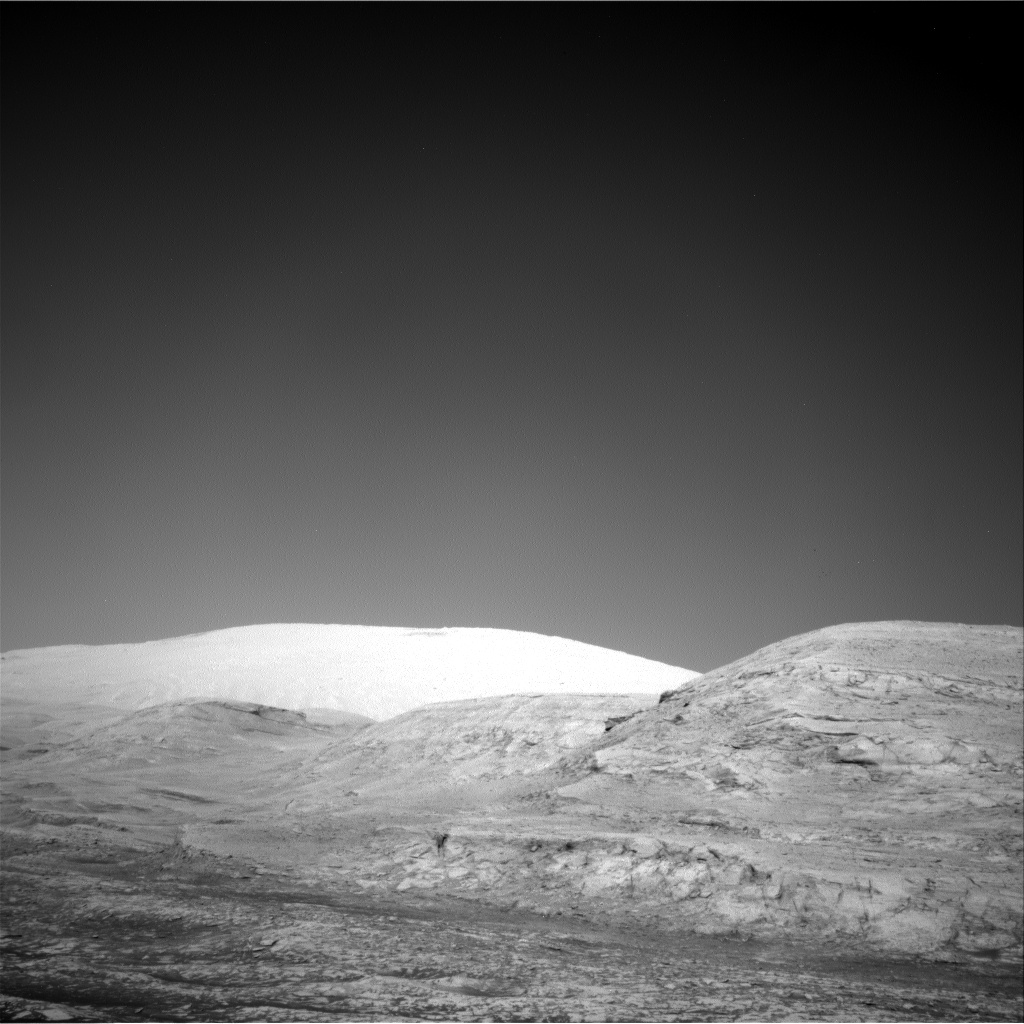 Nasa's Mars rover Curiosity acquired this image using its Right Navigation Camera on Sol 3248, at drive 516, site number 91