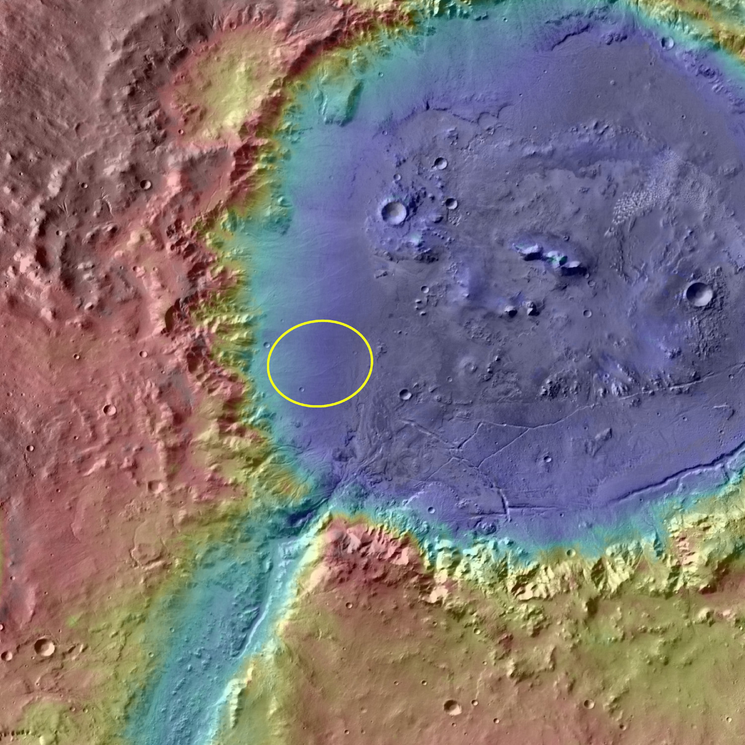 Holden Crater