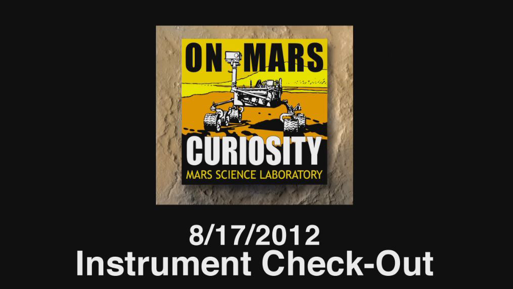 see the image 'Instrument Check-Out'