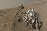 Curiosity Completes Its First Martian Year