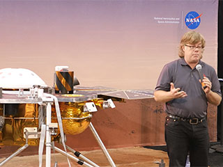 Inside InSight: French Scientist Aims to Detect Quakes on Mars