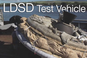LDSD Test Vehicle Returns