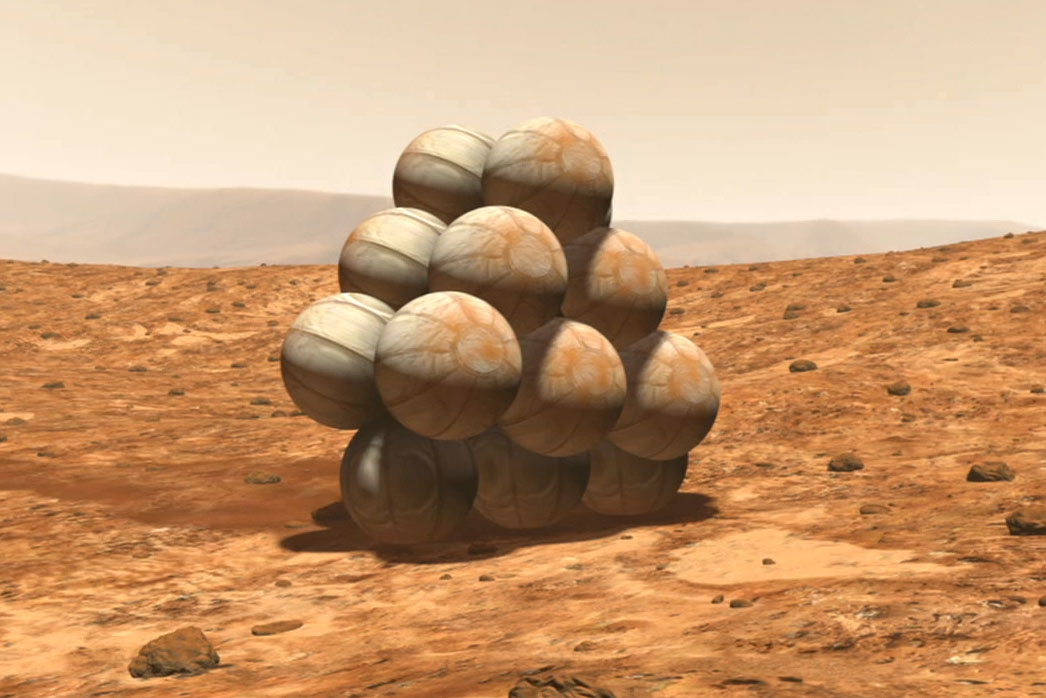 mars rover landing animation - photo #34