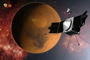 read the article 'MAVEN Targeting Mars'
