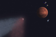 NASA's Mars Odyssey Maneuvers to Image Comet Siding Spring
