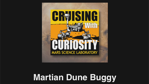 Mars Dune Buggy | Mars Video - NASA Mars