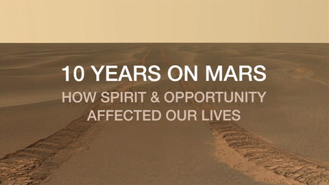 see the image '10 Years on Mars: How Spirit & Opportunity Affected Our Lives'