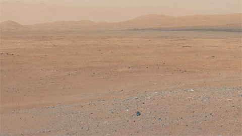 see the image 'A Landing Site with a View'