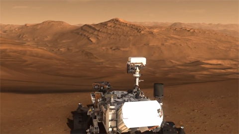 see the image 'Happy Birthday Curiosity!'