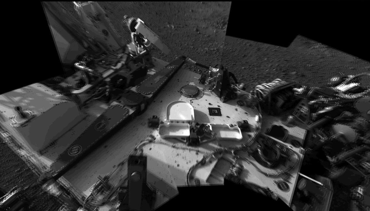see the image 'Up, Down and All Around Curiosity'