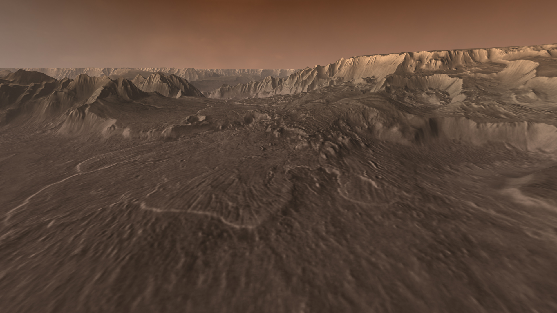 mars canyon nasa - photo #6