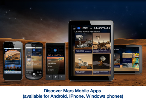 Download Be A Martian Mobile Apps