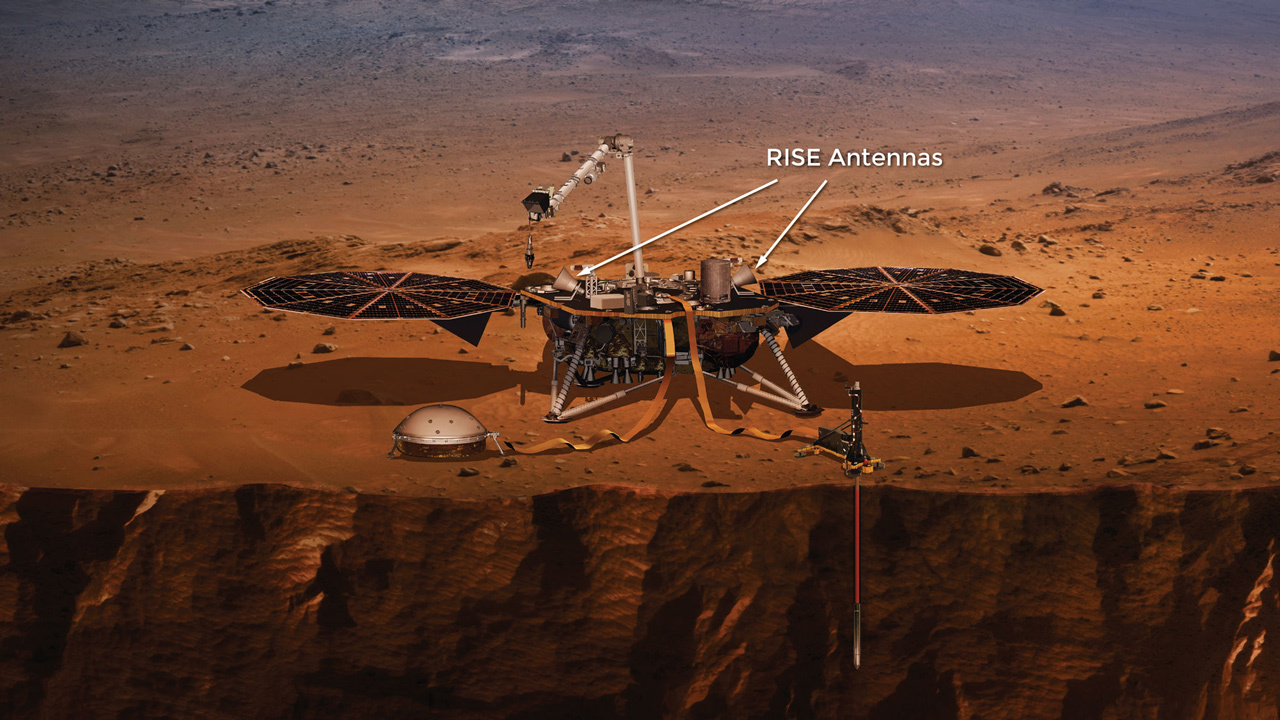 InSight is the first mission dedicated to investigating the deep interior of Mars. The findings will advance understanding of how all rocky planets, including Earth, formed and evolved.
