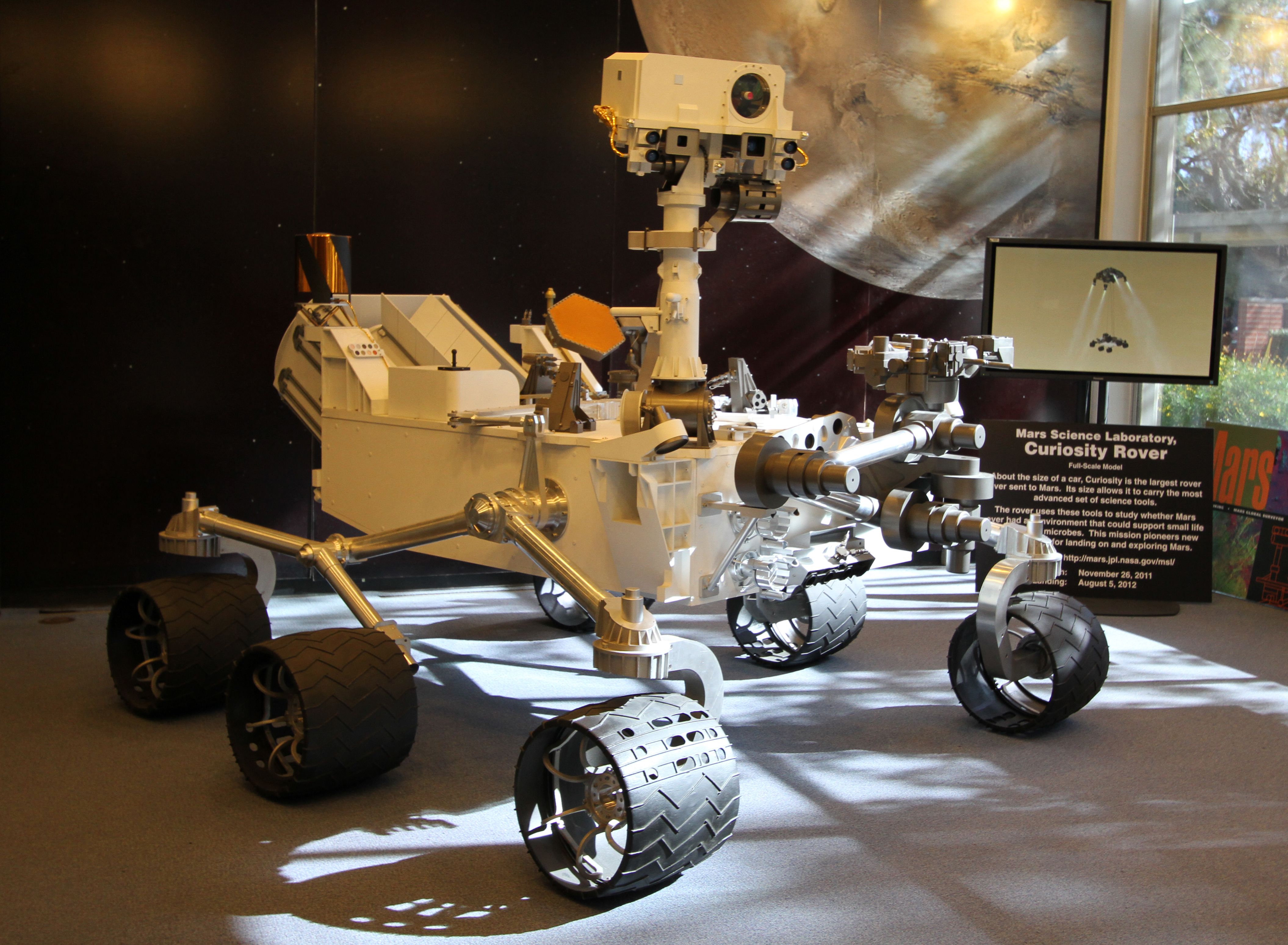 mars rover mission time - photo #43