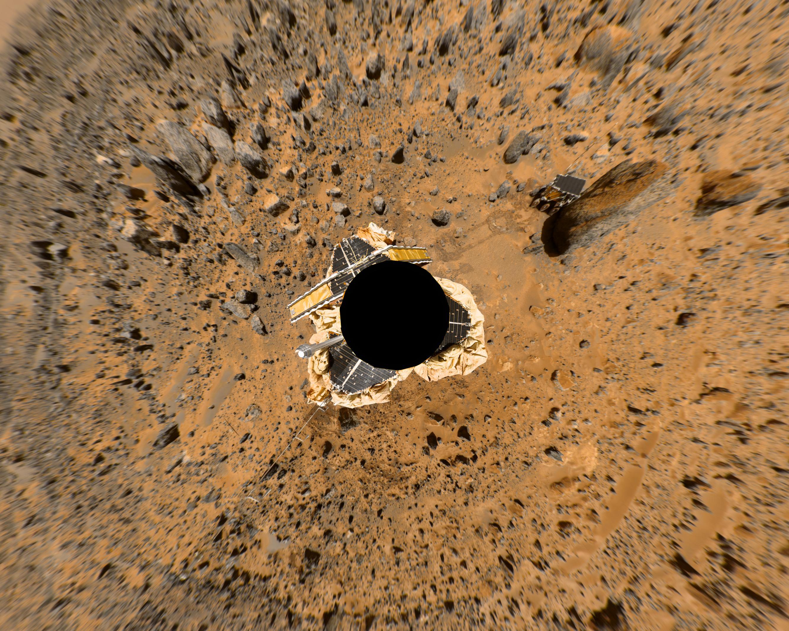 nasa brings mars landing to viewers everywhere - photo #46