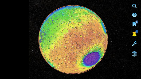 nasa s mars exploration program