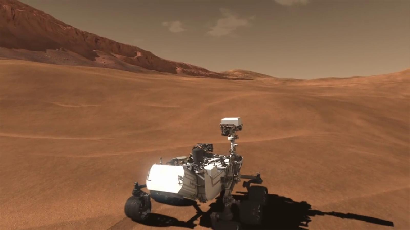 mars rover expeditions - photo #36