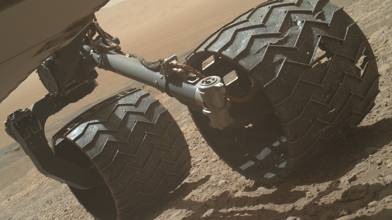 slide 2 - rover wheels
