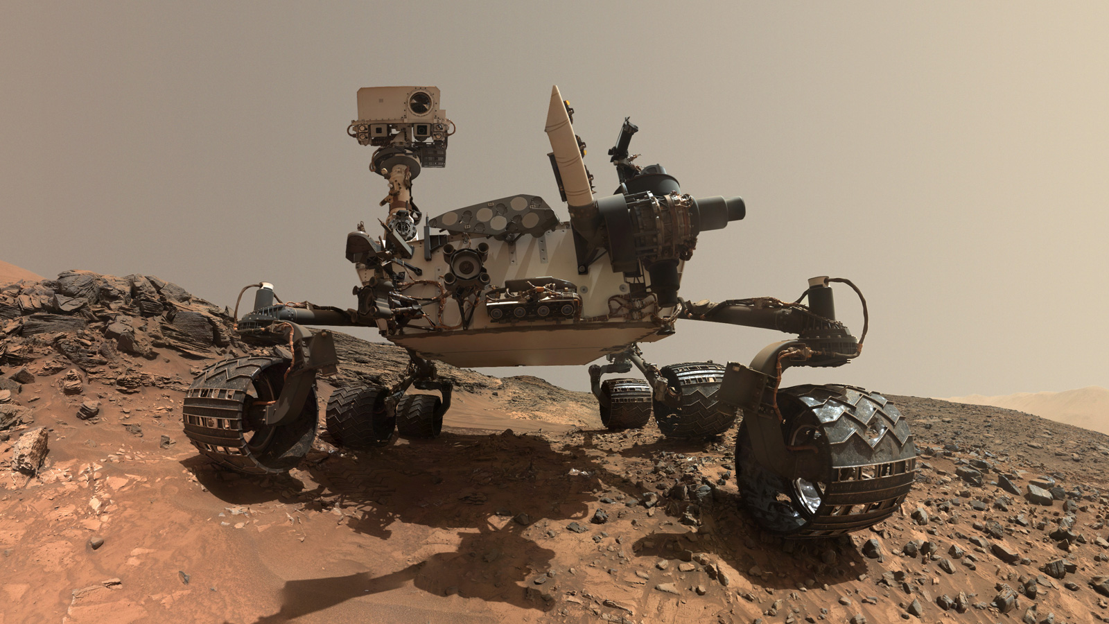 Home   Curiosity – NASA's Mars Exploration Program