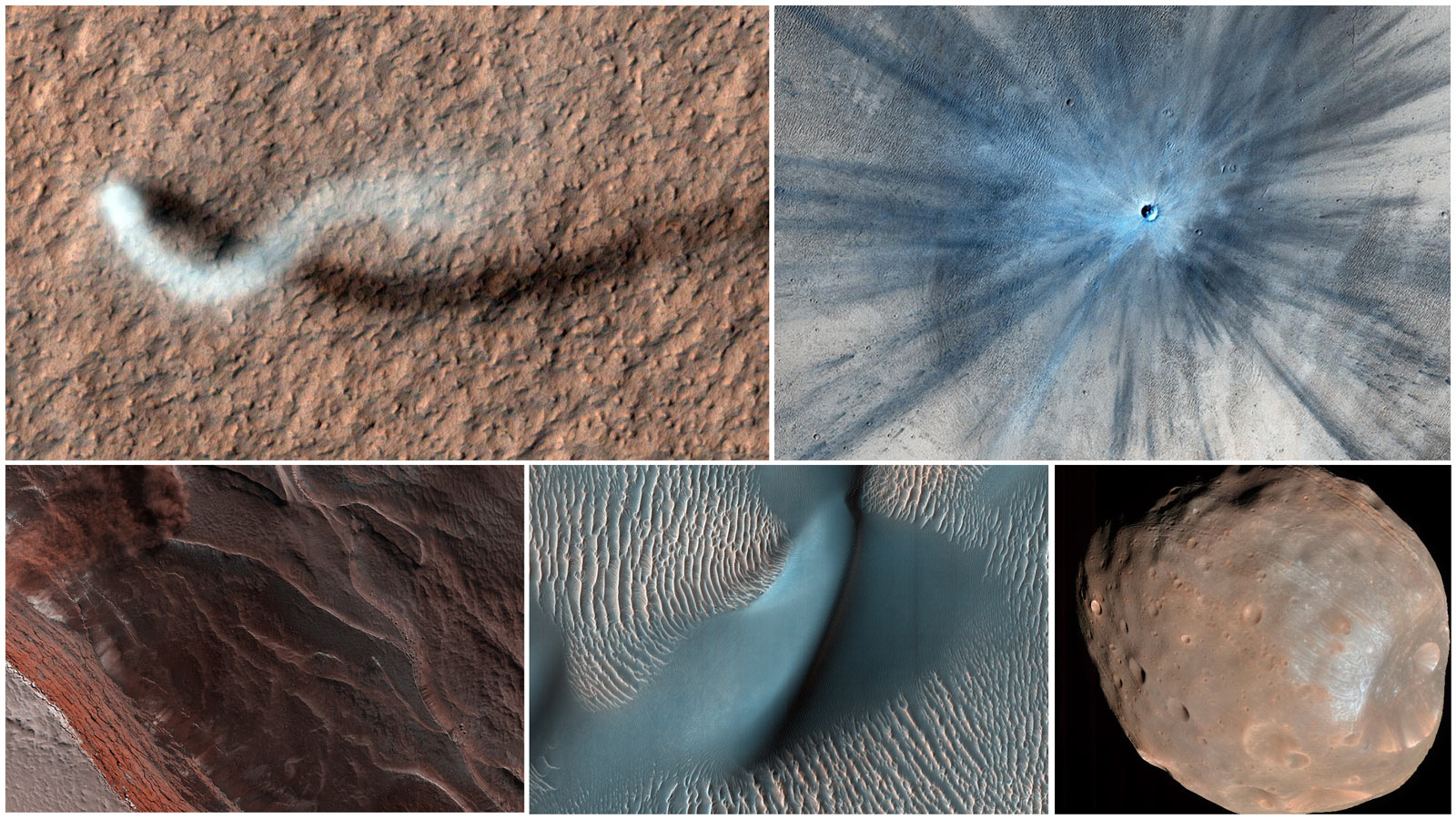 Celebrate Mars Reconnaissance Orbiter's Views From Above