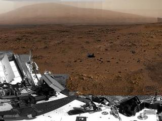 Billion-Pixel View of Mars Comes From Curiosity Rover ...
