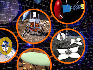 NASA is investing in technology concepts, including several from JPL, that may one day be used for future space exploration missions.