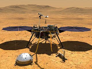 mars insight landing press kit - photo #20