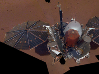 read the article 'NASA's InSight Takes Its First Selfie'