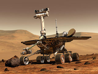 read the article 'NASA to Share Results of Effort to Recover Mars Rover'