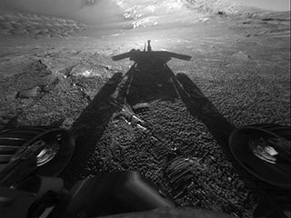 read the article 'NASA's Opportunity Rover Mission on Mars Comes to End'