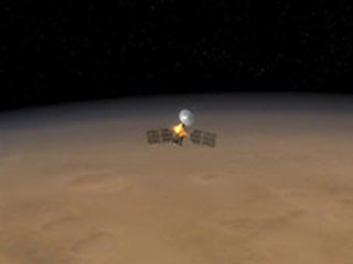 read the article 'NASA's MRO Completes 60,000 Trips Around Mars'