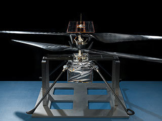 read the article 'NASA's Mars Helicopter Testing Enters Final Phase'