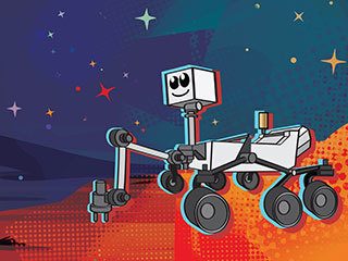 read the article 'NASA Invites Students to Name Mars 2020 Rover'