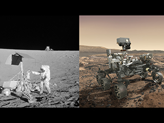 read the article 'Two of a Space Kind: Apollo 12 and Mars 2020'