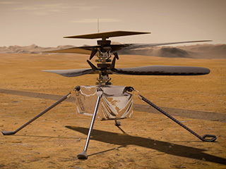 read the article '6 Things to Know About NASA's Ingenuity Mars Helicopter'