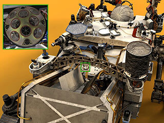 read the article 'NASA's New Mars Rover Is Ready for Space Lasers'