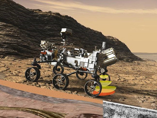 read the article 'NASA's Perseverance Rover Will Peer Beneath Mars' Surface'