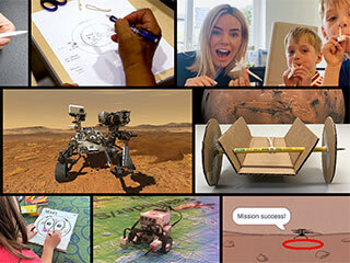 read the article 'Celebrate the Perseverance Rover Landing With NASA's Student Challenge'